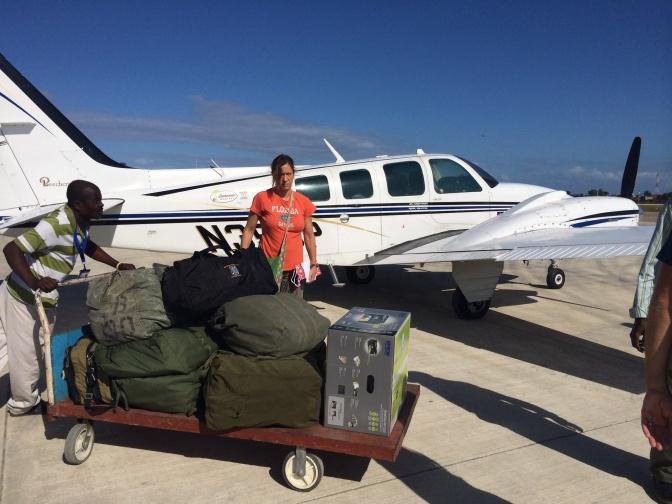Landing (Haiti, Part 1)