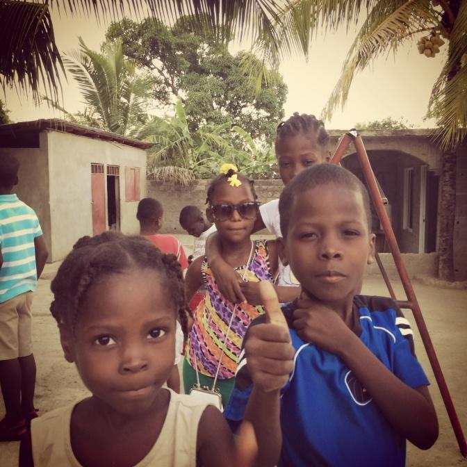 Just Dance (Haiti, Part 2)