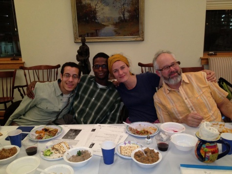Occupy Passover, hosted at Grace Church