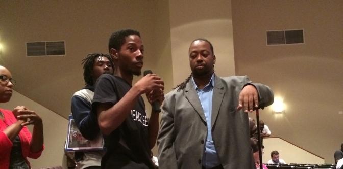 Real Talk at Ferguson City Council