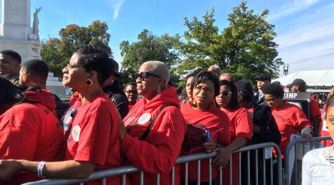 Sandra Bland In A Sea of Red: Remembering The Names We Forget