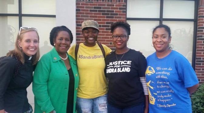 Congresswoman to DOJ: Investigate Death of Sandra Bland