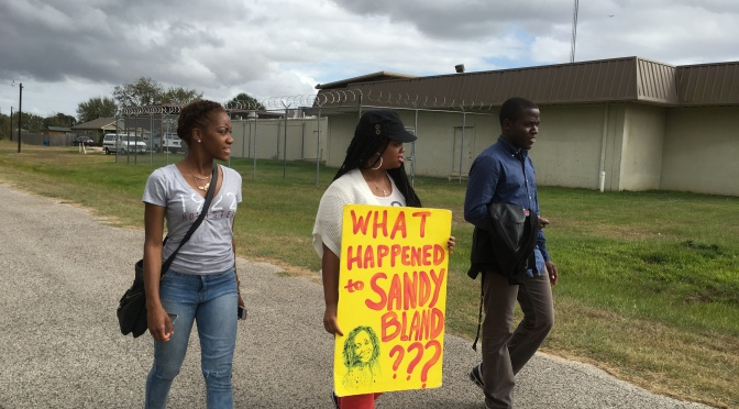 "The Distortion of ""What Happened To Sandra Bland?"""