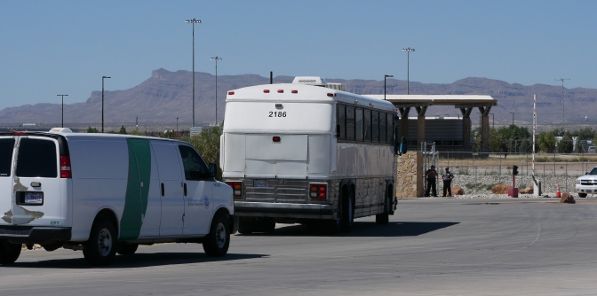 Kids Are Still Arriving To Internment Camp