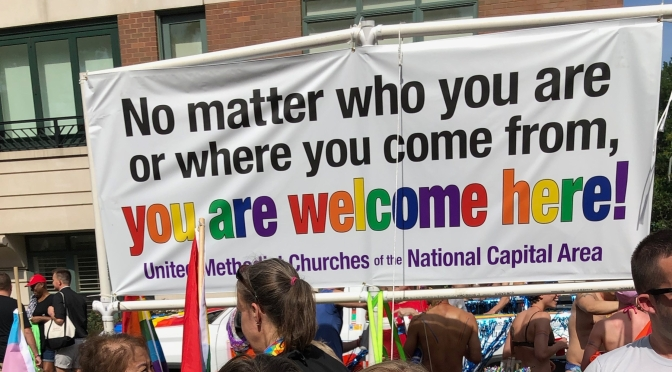 The UMC in 2020: God Overrules Our Rules